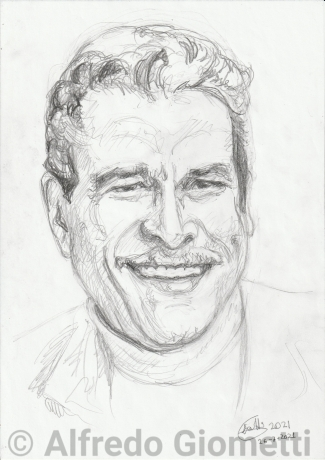 Amedeo Nazzari ritratto portrait