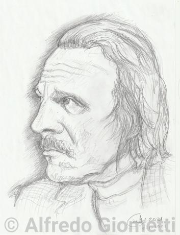 Arturo Benedetti Michelangeli portrait