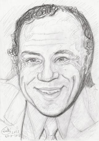 Claudio Villai ritratto portrait