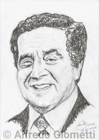 Corrado portrait ritratto portrait