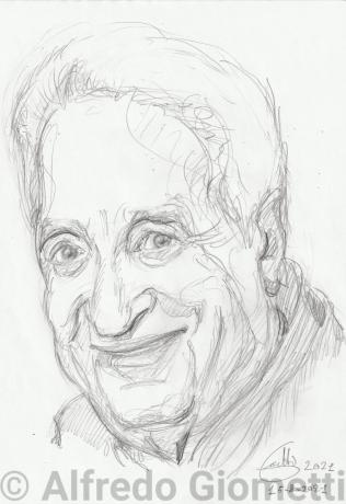 Gianfranco D'Angelo - ritratto portrait