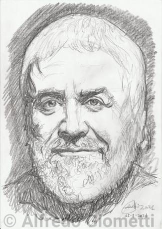 Gianluigi Gelmetti  ritratto portrait