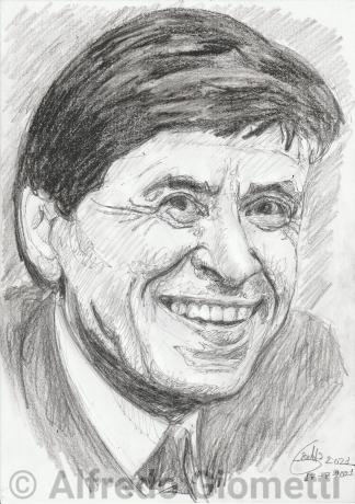 Gianni Morandi ritratto portrait