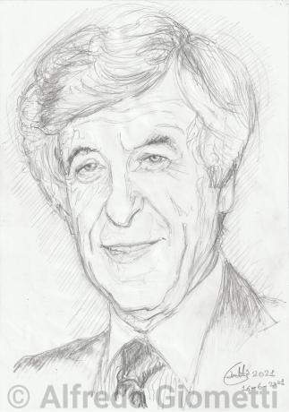 Gianni Rivera ritratto portrait