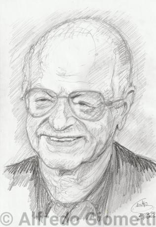 Gino Paoli ritratto portrait
