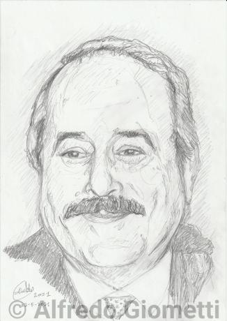 Giovanni Falconei ritratto portrait