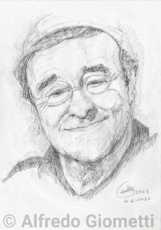 Lucio Dallai portrait ritratto portrait
