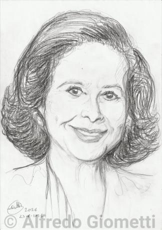 Nicoletta Orsomandoi ritratto portrait
