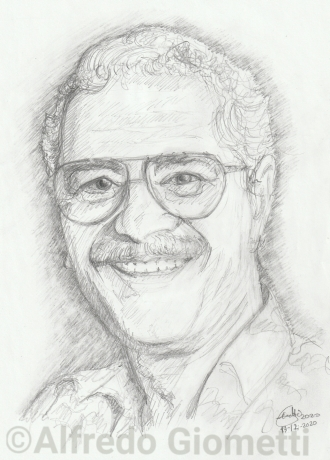 Nino Manfredi ritratto portrait