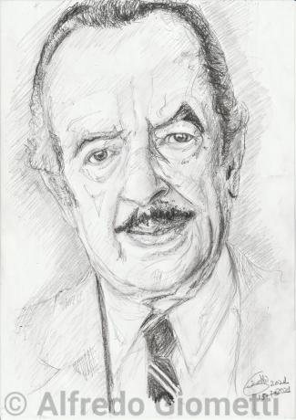 Nino Taranto ritratto portrait