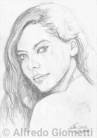 Ornella Muti ritratto portrait