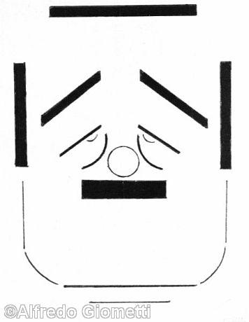 Sandro Paternostro caricatura caricature portrait