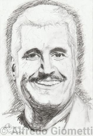 Pino Danielei ritratto portrait