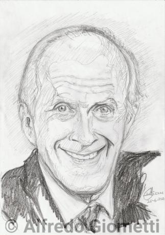 Raimondo Vianello ritratto portrait