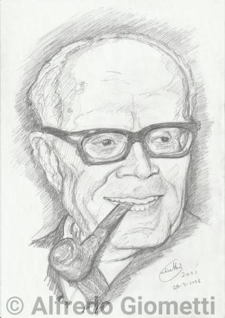 sandro Pertinii ritratto portrait