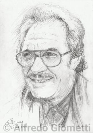 Ugo Tognazzii portrait ritratto portrait