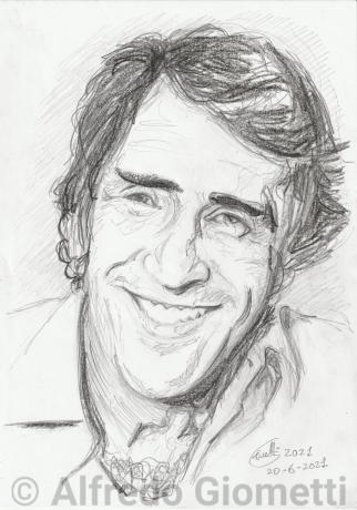 Walter Chiarii ritratto portrait